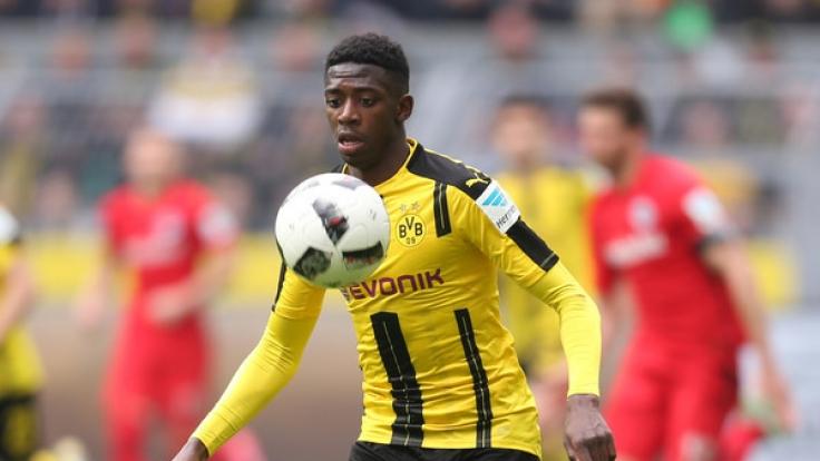 Wechselt Dortmunds Ousmane Dembélé noch in dieser Woche zum FC Barcelona?