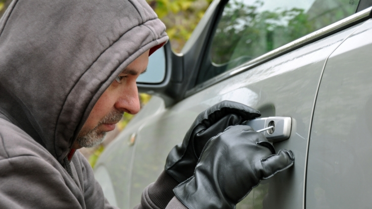 Das BKA hat neue Statistiken zum Thema Autodiebstahl veröffentlicht. (Foto)
