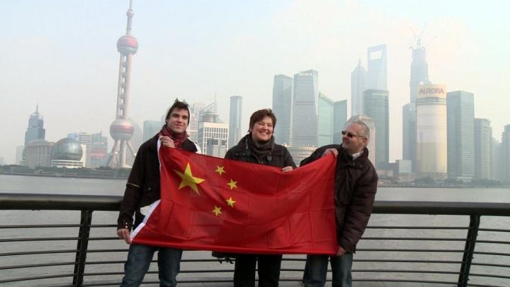 Schafft Daniel Kammerer (links) den Neuanfang in China?