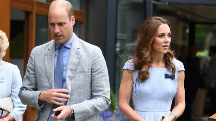 Hängt bei Kate Middleton und Prinz William der Haussegen schief?