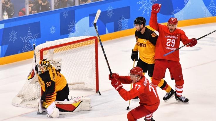 Deutschland hat Final-Gold gegen Russland nur knapp verpasst.