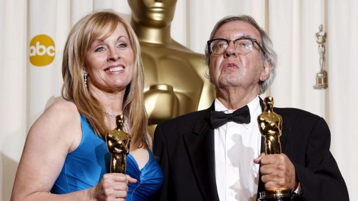 """Der US-amerikanische Schriftsteller Larry McMurtry wurde für seine Drehbuchadaption zu """"Brokeback Mointain"""" mit dem Oscar ausgezeichnet. (Foto)"""
