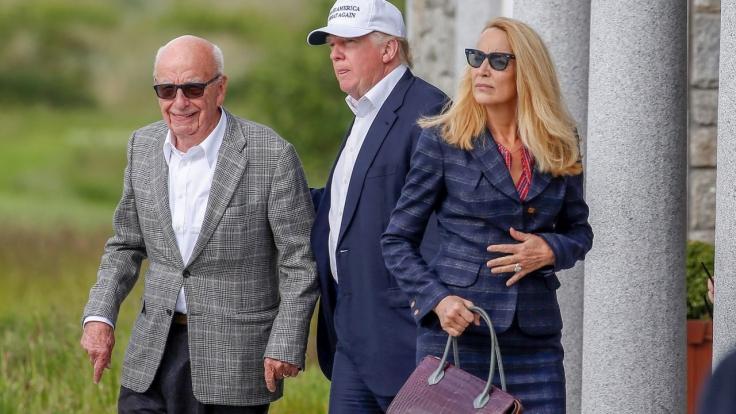 Der Aufstieg der Murdoch-Dynastie bei Arte (Foto)