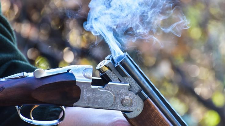 Mit einem Jagdgewehr soll der Graf seine halbe Familie ausgelöscht haben. (Foto)