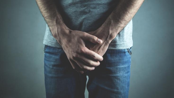 Ein 16-Jähriger aus Malaysia blieb mit seinem Penis in einem Abflussrohr stecken. (Foto)