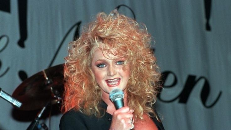 Walle-Mähne, Lederhose und rauchige Stimme - Das waren die Markenzeichen von Bonnie Tyler.