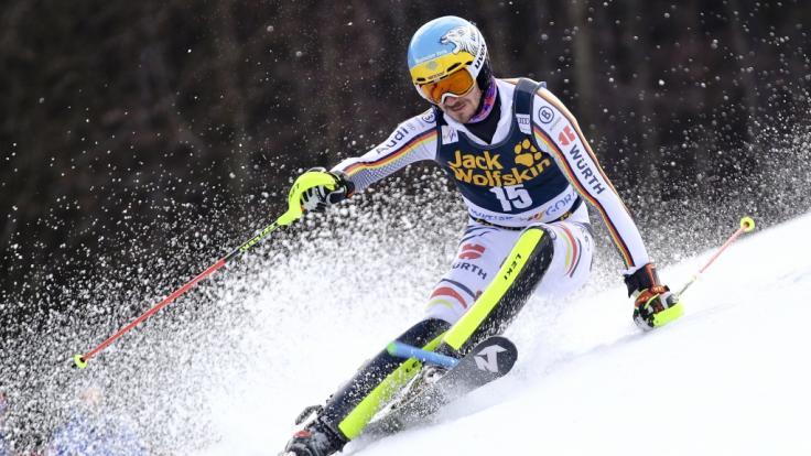 Felix Neureuther in Aktion. (Foto)