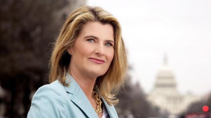 Tina Hassel ist die Chefredakteurin des ARD-Hauptstadtstudios. (Foto)