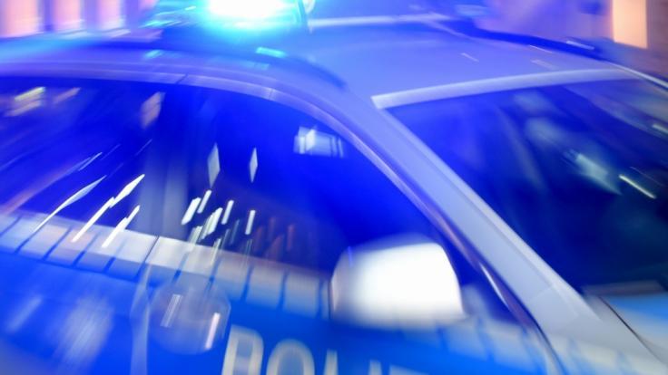 Ein Großaufgebot der Polizei sucht nach drei vierjährigen Mädchen.