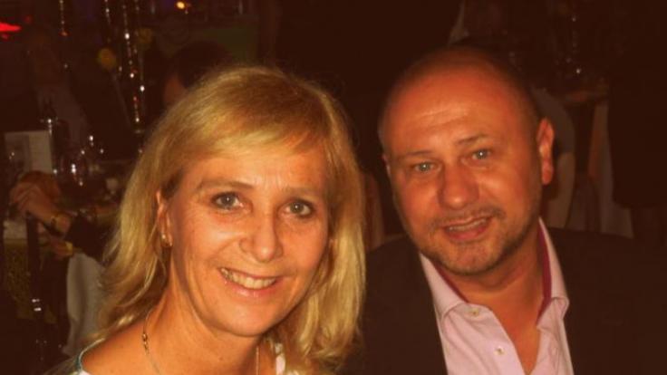 Claudia Kohde-Kilsch und Sven Kielmann