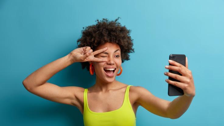 Mit dem Smartphone geniale Fotos zu schießen, ist gar nicht so schwer. (Foto)