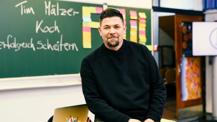 """Tim Mälzer gab in """"Der Vertretungslehrer"""" eine Lektion in Sachen """"Erfolgreich scheitern"""". (Foto)"""