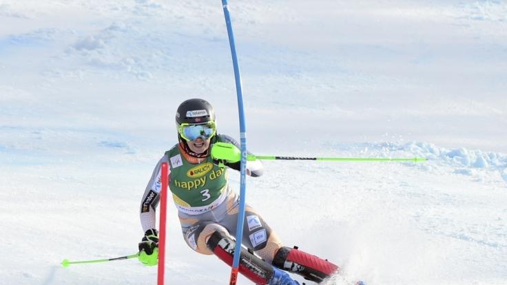 Die Ski alpin Weltcup 2019/2020 findet vom 21. bis 23. Februar inCrans Montana, in der Schweiz, statt. (Foto)