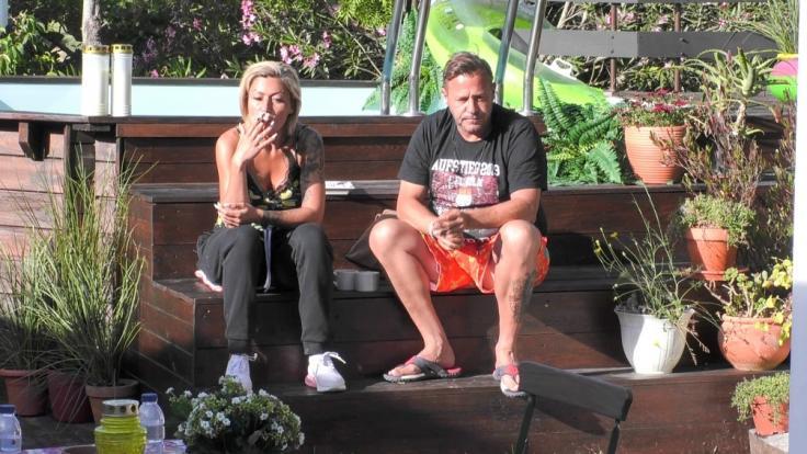 Werden Willi Herren und Ehefrau Jasmin im Finale gewinnen? (Foto)