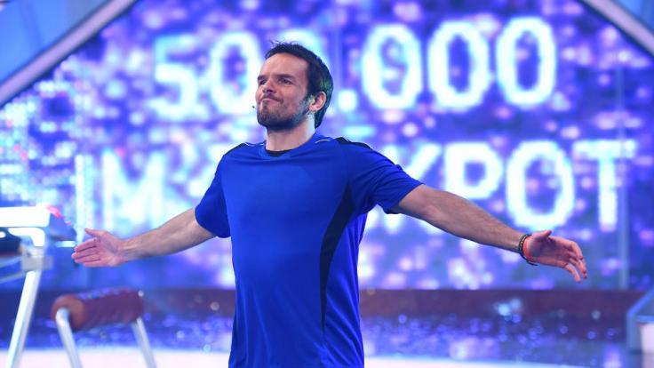 Steffen Henssler konnte den Jackpot in Höhe von 500.000 Euro nicht verteidigen.