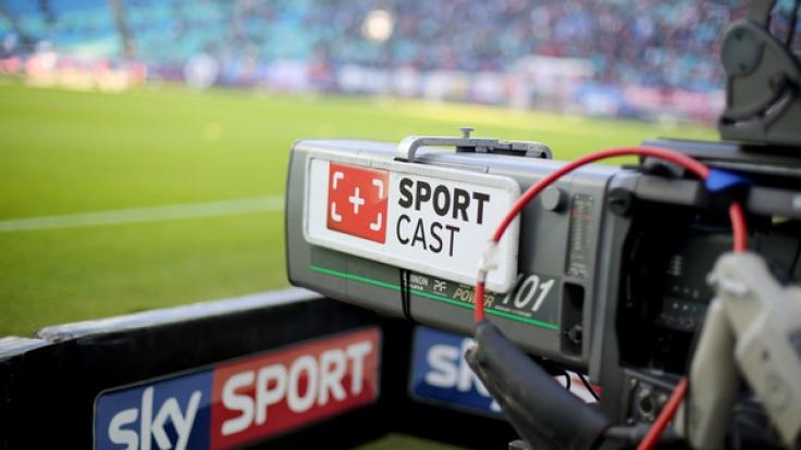 Die 1. Fußball-Bundesliga sehen Sie an diesem Wochenende auf Sky.
