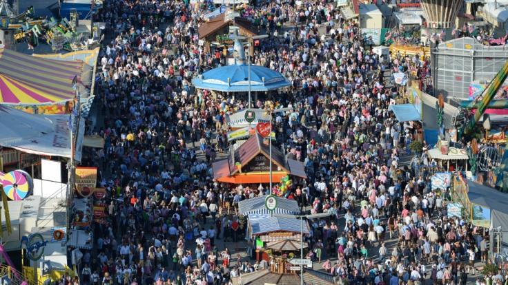 2020 wird kein Oktoberfest stattfinden. (Foto)