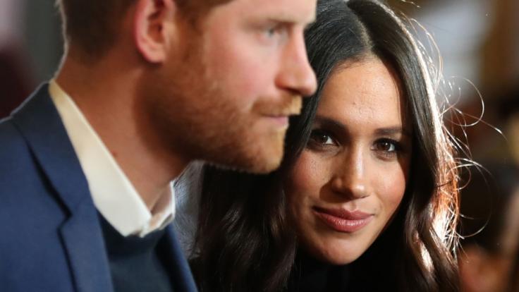 Meghan Markle und Prinz Harry stellen ihr Zuhause für Filmarbeiten zur Verfügung. (Foto)
