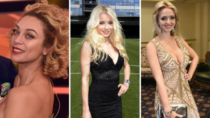 Lilly Becker, Mia Julia Brückner und Cathy Lugner sind nur drei der Promi-Damen, die in dieser Woche nicht mit nackten Tatsachen geizten.