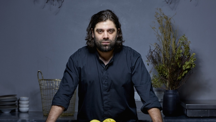Der österreichisch-griechische Koch Konstantin Filippou bekam 2014 seinen ersten Stern im Guide Michelin.