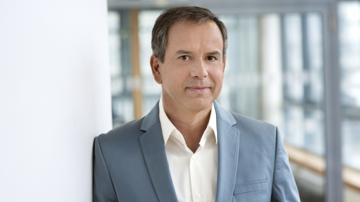 NDR-Chefredakteuer Andreas Cichowicz wird die Wahlarena zur Bundestagswahl 2017 zusammen mit seiner WDR-Kollegin Sonia Seymour Mikich moderieren. (Foto)