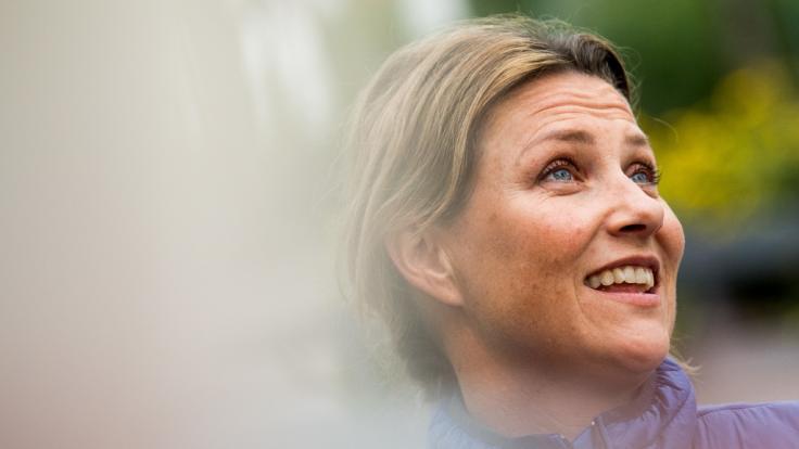 Prinzessin Märtha Louise hat jetzt überirdische Unterstützung an ihrer Seite (Foto)