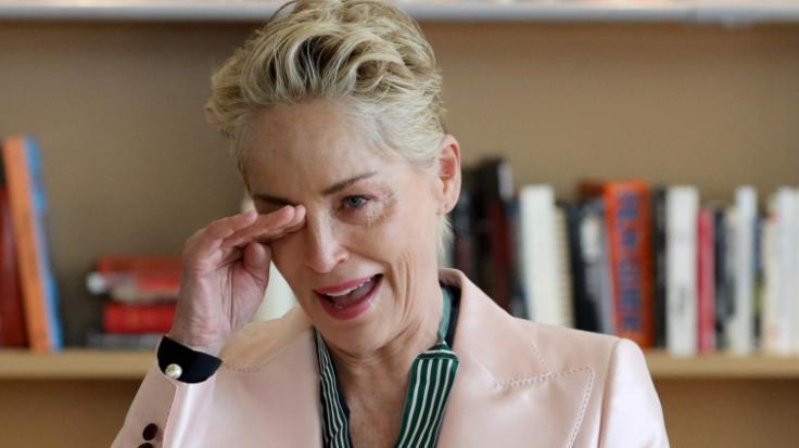 Sharon Stone trauert um ihren Neffen. (Foto)