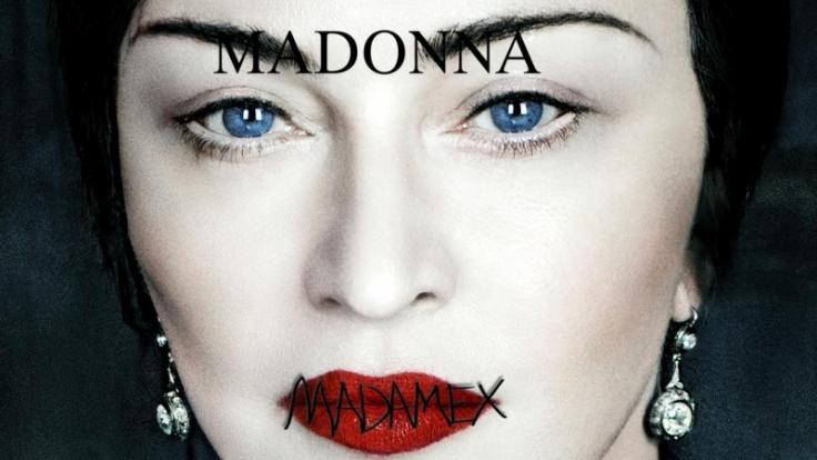 """Madonnas neues Album """"Madame X"""" erscheint am 14. Juni 2019. (Foto)"""