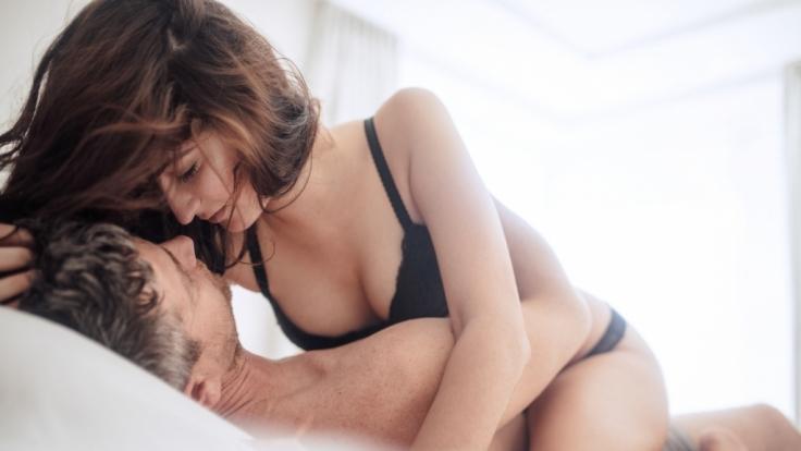 Sexy Pärchen Lässt Es Krachen