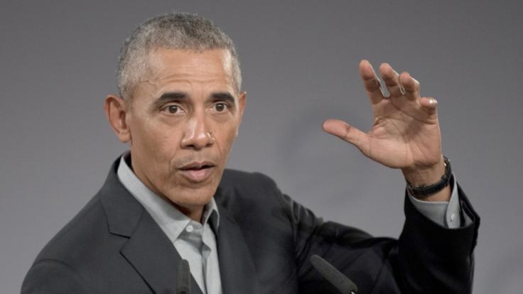 Sarah Obama ist tot. Barack Obama trauert um seine verstorbene Oma. (Foto)