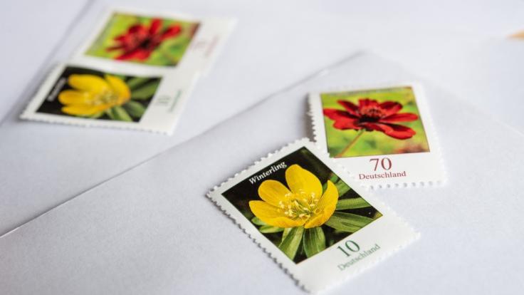 Die Deutsche Post hebt die Gebühren für den Briefversand ab Januar 2022 an. (Foto)