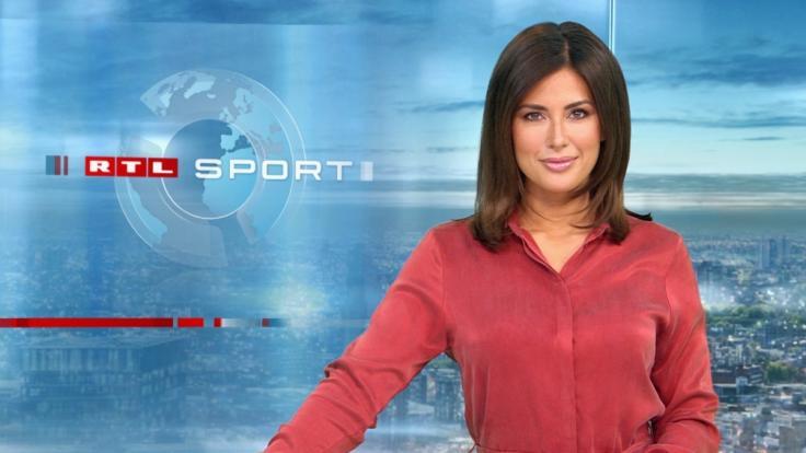 RTL-Moderatorin Jana Azizi arbeitet auch als Model. (Foto)