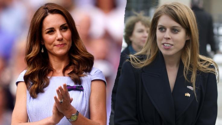 Kündigt sich nun Zickenkrieg zwischen Herzogin Kate und Prinzessin Beatrice an? (Foto)