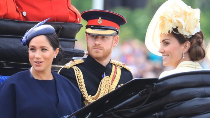 Warum schaute Prinz Harry so kritisch?