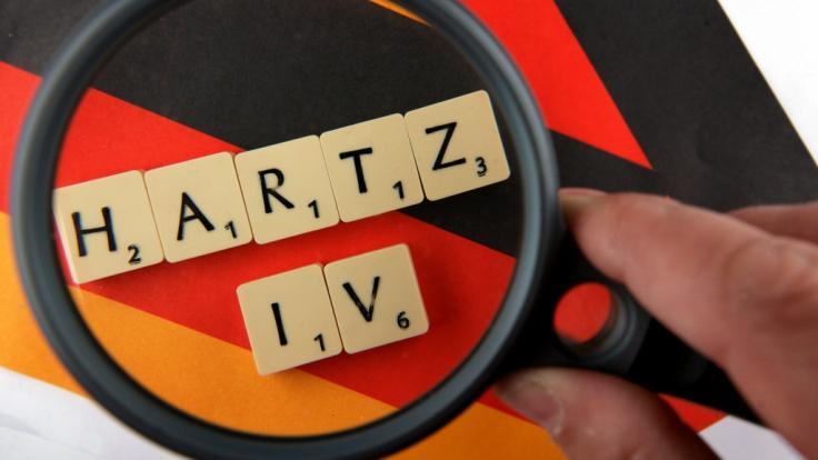 Wie viele Flüchtlinge in Deutschland Hartz IV beziehen, hat Ingo Kramer, Präsident der Deutschen Arbeitgeberverbände, aufgeschlüsselt (Symbolbild). (Foto)