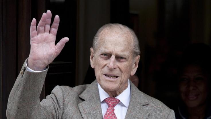 Prinz Philip machte häufiger in den letzten Jahren mit seinen Krankenhaus-Aufenthalten Schlagzeilen. (Foto)