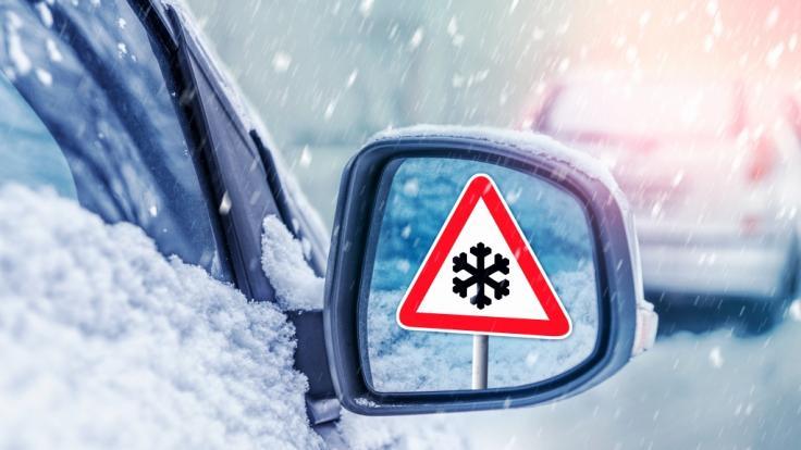 An den kommenden Tagen soll landesweit Schnee möglich sein. (Foto)