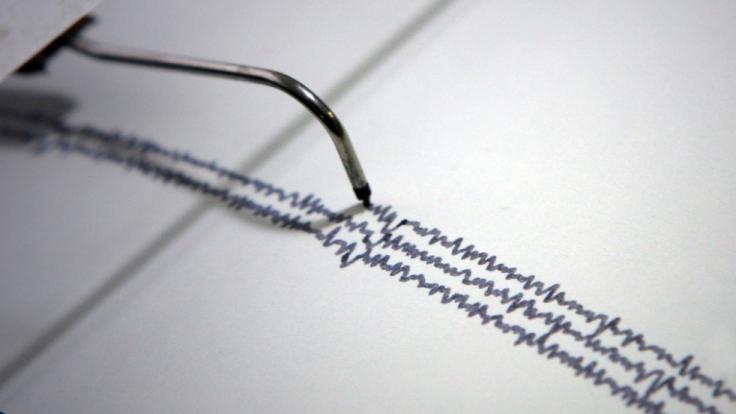 Ein Erdbeben der Stärke 4,2 erschütterte am Montagabend das Vogtland (Symbolbild).
