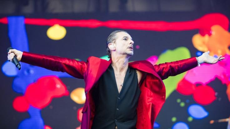 Depeche Mode gehen im Winter 2017/2018 auf Arena-Tour!