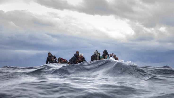 Droht bald eine riesige Flüchtlingswelle aus Libyen? (Foto)