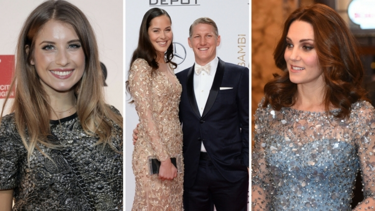 Cathy Hummels, Ana Ivanovic und Bastian Schweinsteiger und Kate Middleton sind nur einige der Promis, die 2018 Nachwuchs erwarten.