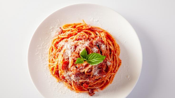 In Italien ist ein britischer Junge nach dem Verzehr von Spaghetti mit Tomatensauce an einem allergischen Schock gestorben. (Foto)