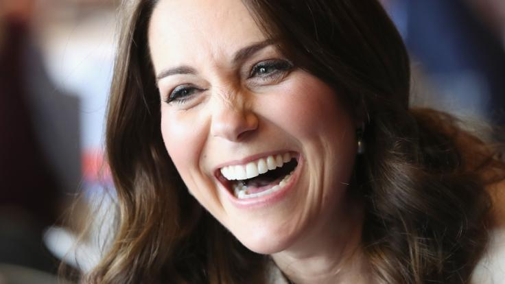 In wenigen Tagen wird Herzogin Kate zum dritten Mal Mutter.