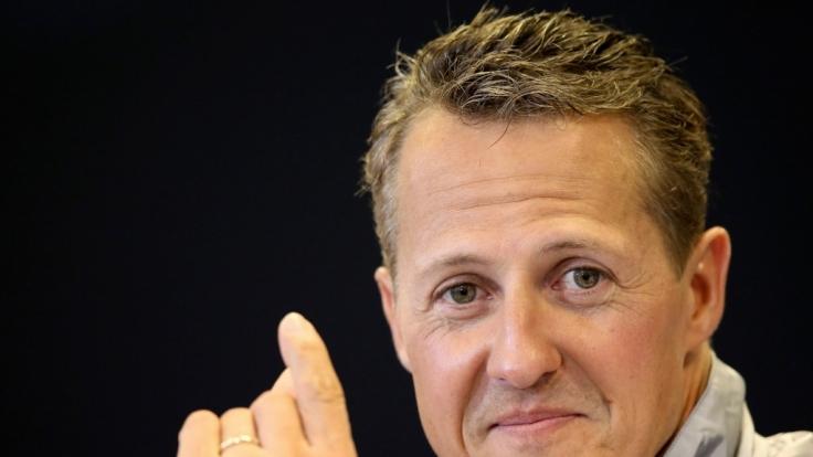 Viele Weggefährten haben Michael Schumacher noch nicht besucht. (Foto)