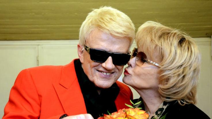 Heino und Hannelore sind seit 1979 verheiratet.