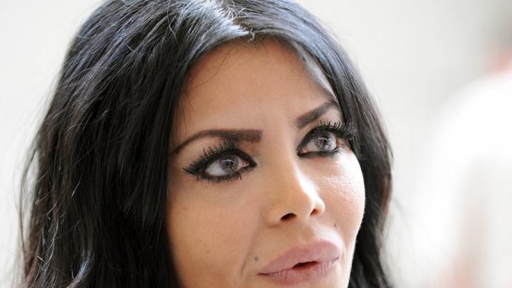 Kader Loth scheint ihre Magersucht überwunden zu haben. (Foto)