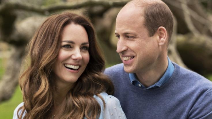 Wollen Kate Middleton und Prinz William London verlassen? (Foto)