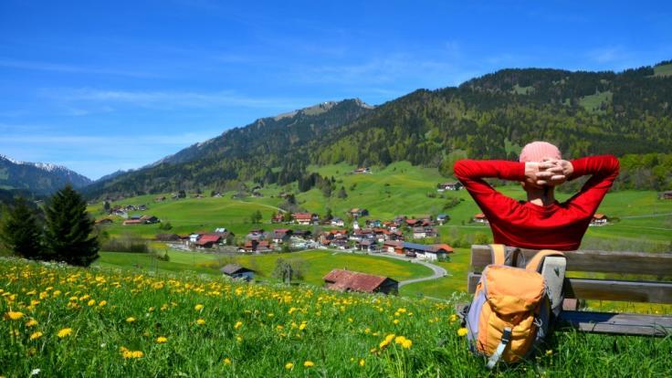 In Bayern darf ab dem 21. Mai wieder Urlaub gemacht werden. (Foto)