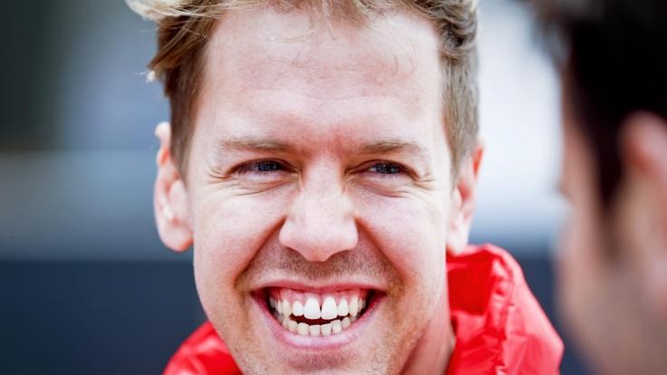 Gerüchten zufolge darf sich Sebastian Vettel über weiteren Nachwuchs freuen.