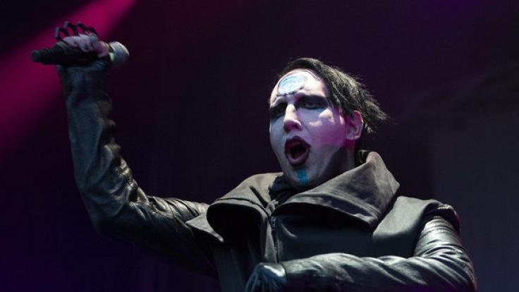Marilyn Manson kommt 2017 für ein paar Konzerte nach Deutschland.